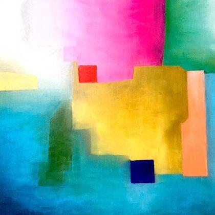 Finding Nemo - 60x80 cm, oil canvas