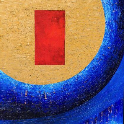Arden - 150x105 cm, oil canvas