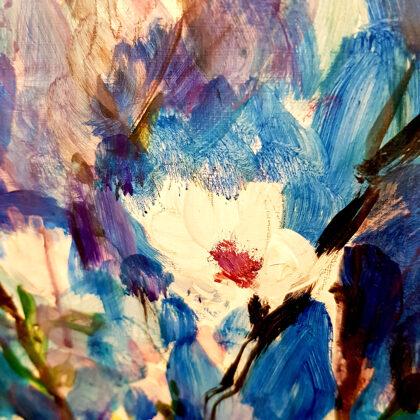 Sakura - detail