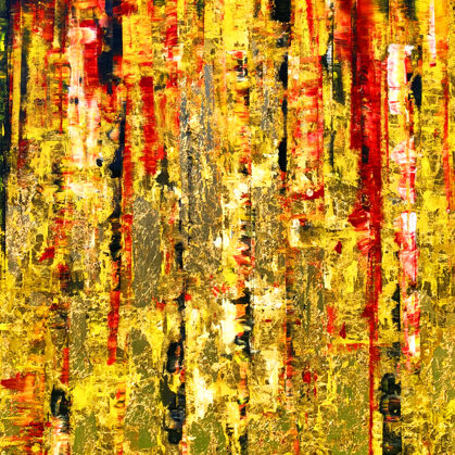 MM Babylon's gold - 100x64 cm