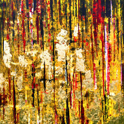 MM Babylon's gold - 160x140 cm