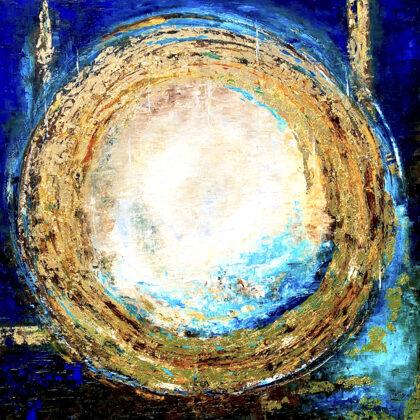 A hetedik nap - 140x140 cm