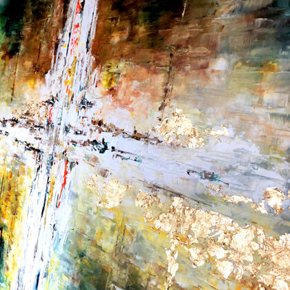 The Beginning of Time - detail