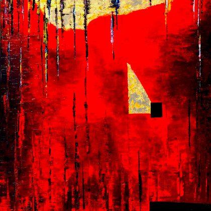 The Temptation - 160x140 cm