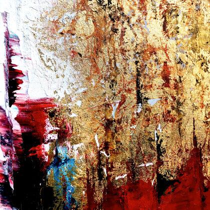 NEVIIM - PROPHETS - Dead Sea Scrolls - TANAKH -- detail