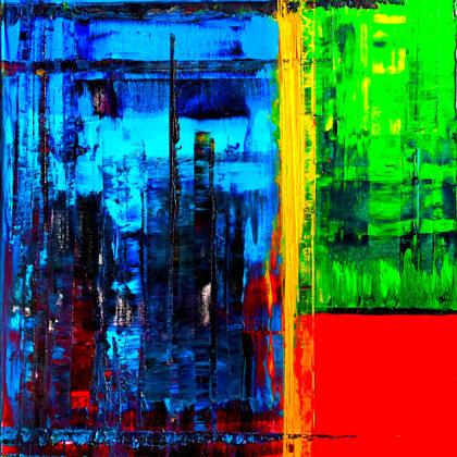 Prophets II. - 76x55 cm