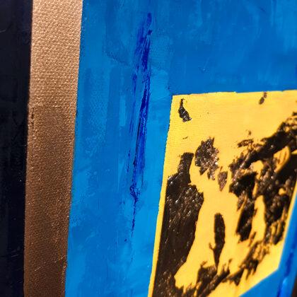 Sárga tengeralattjáró - részlet