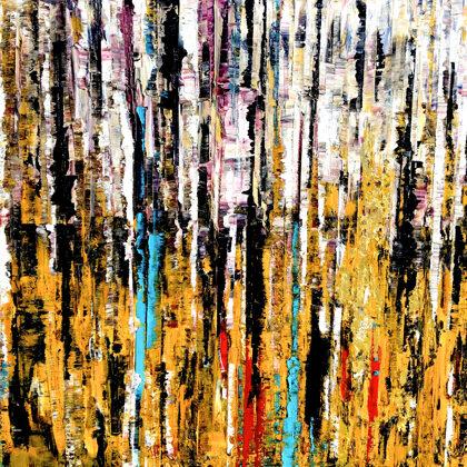 Jeremiás jóslata - 100x100 cm