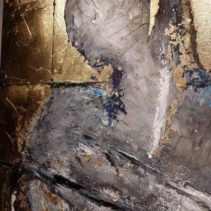 Madonna - detail