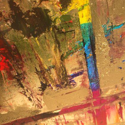 Rainbow-Matrix - detail