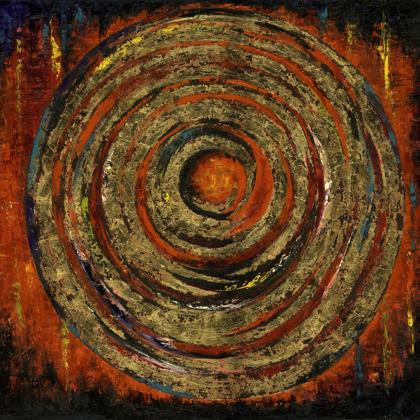 Instant karma - 150x250 cm